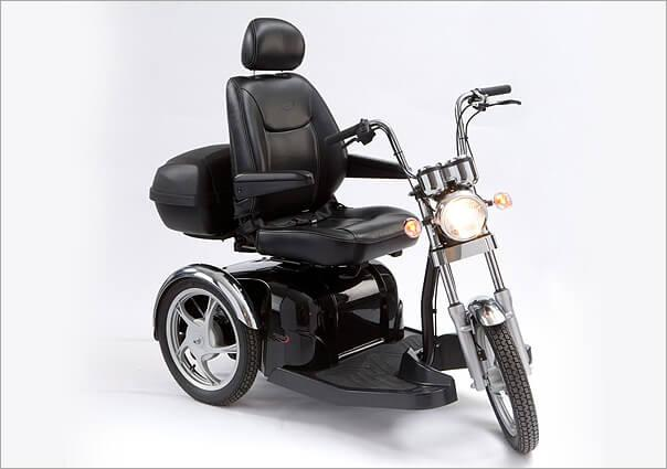 Sport Rider Mobility Your Way
