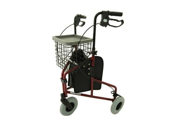 Mobility Your Way Z-Tec – Folding Steel Tri-walker b